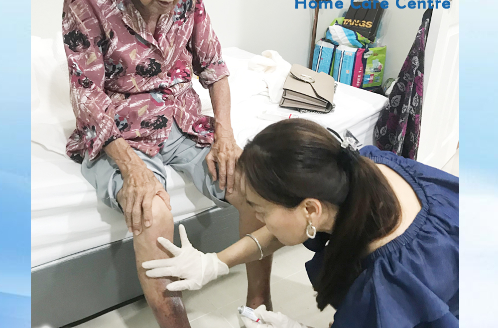 Dr Tan 24 Hours On Call Medical Support for Our Seniors 陈医生为我们的老年人提供24小时值班医疗支持