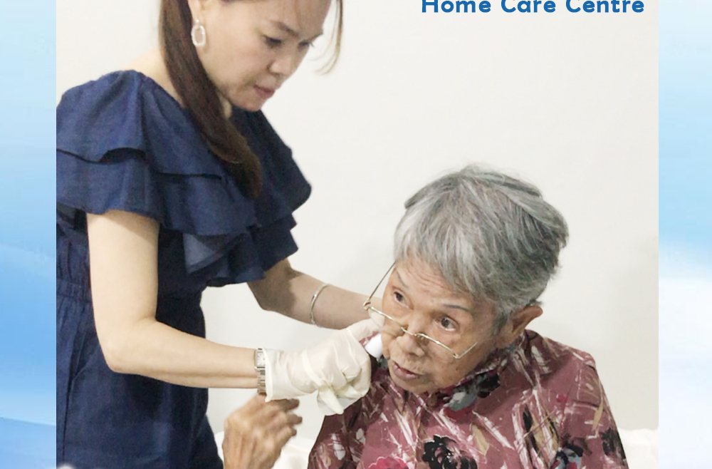 Dr Tan 24 Hours On Call Medical Support for Our Seniors 陈医生为我们的老年人提供24小时值班医疗支持2