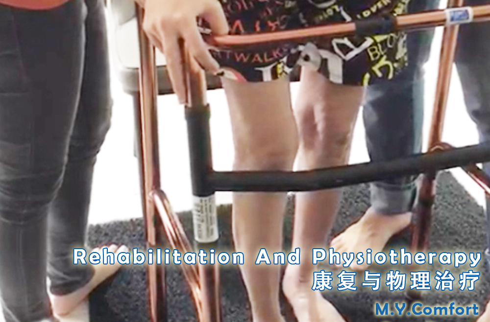 Rehabilitation And Physiotherapy 康复与物理治疗