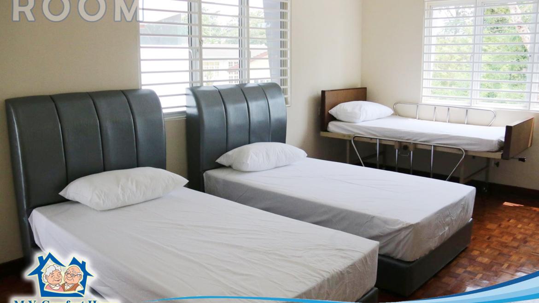 3 Persons Room Type 1 三人房款式1